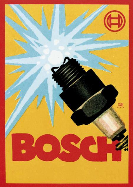 свеча зажигания Роберта Боша