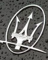 логотип Мазерати