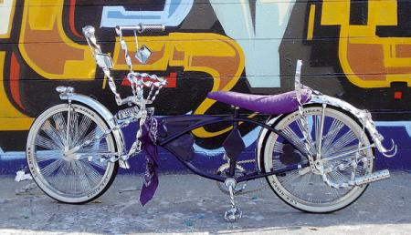 велосипед-лоурайдер