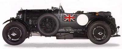 Bentley 4,5L