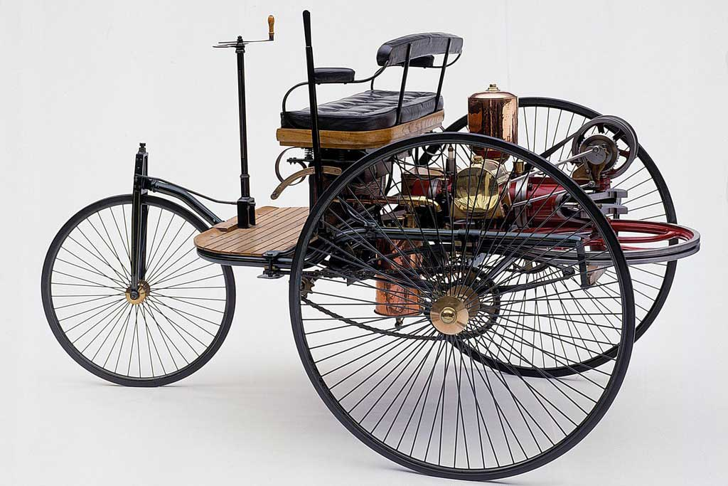 история автомобиля