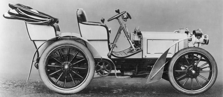 История первого автомобиля mercedes first mercedes