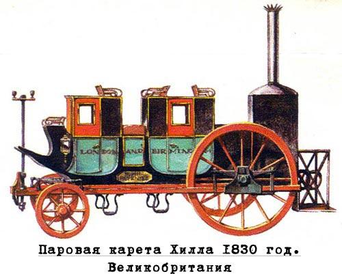 Историч изобретенич паравых машинах