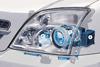 Комбинированный «адаптивный» свет (Opel Signum)
