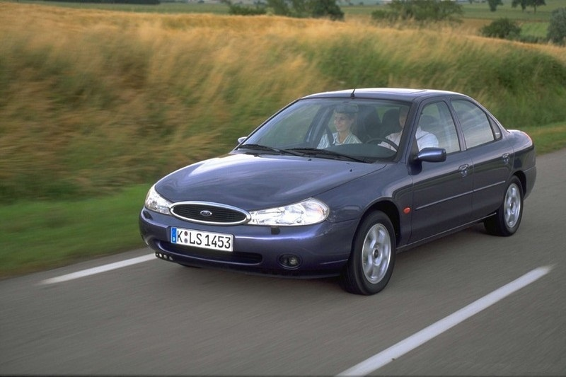 Ford mondeo 2 2 tdci 200 ps tuning