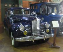 Packard Touring Limo
