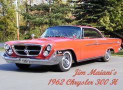 Chrysler 300 1962