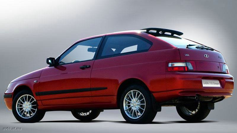 ВАЗ-2112 Coupe